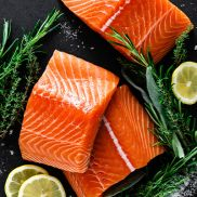 Salmon Supreme Skinless 200-230g
