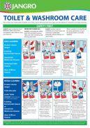 JG Washroom Cleaning Chart