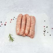 Cumberland Sausage Thick Linked (28 x 115g/4oz)