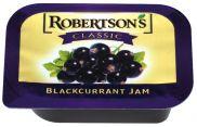 Robertsons Blackcurrant Jam Portions
