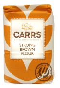 Carrs Strong Brown Flour