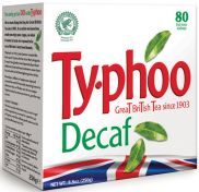 Typhoo Decaffeinated Tea Bags