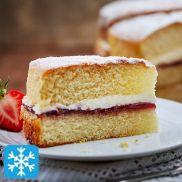 Country Range Handmade Victoria Sandwich Sponge Cake