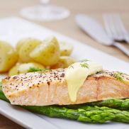 Country Range Salmon Fillet Portion 140-170g