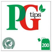 PG Tips Enveloped Tea Bags