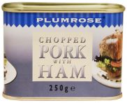 Plumrose Chopped Ham and Pork
