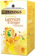 Twinings Lemon & Ginger Enveloped Tea