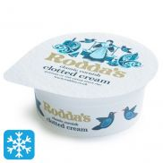 Roddas Clotted Cream Portions (Frozen)