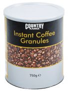 Country Range Coffee Granules