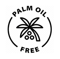 Palm Oil Free: Yes